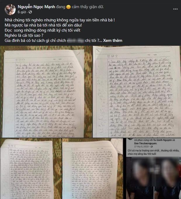 Vụ chị họ anh Nguyễn Ngọc Mạnh tử vong, để lại 4 trang nhật ký tố mẹ chồng ngược đãi: Bất hạnh từ nhỏ và dự cảm chẳng lành ngày sắp lên xe hoa - Ảnh 2.