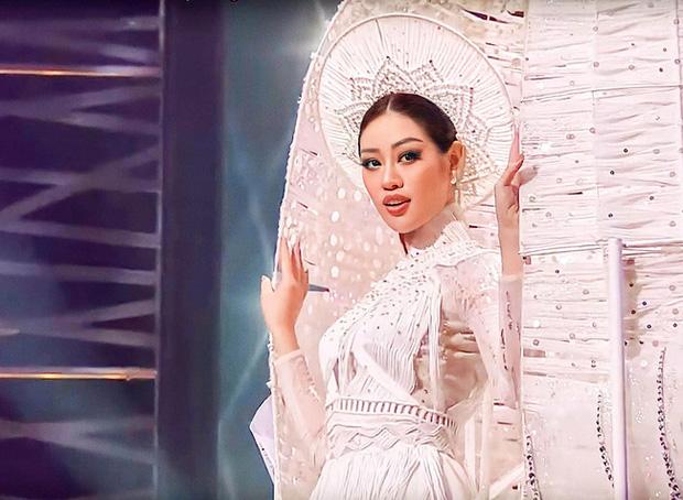 BB Trần lầy lội hiến kế cho Khánh Vân thắng Miss Universe, không hổ danh thánh chơi dơ! - Ảnh 1.