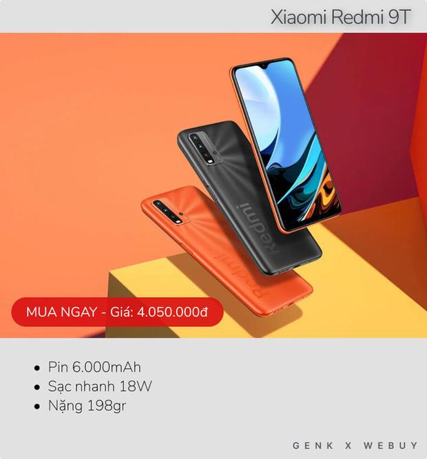 Sáu mẫu smartphone pin khủng từ 6.000mAh, rất hợp với team shipper, xe ôm công nghệ - Ảnh 3.
