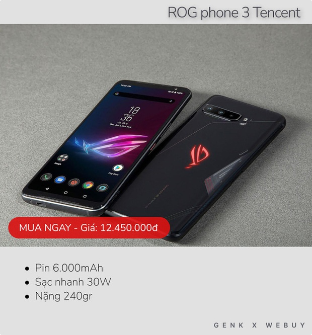 Sáu mẫu smartphone pin khủng từ 6.000mAh, rất hợp với team shipper, xe ôm công nghệ - Ảnh 6.