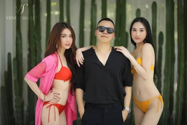 Vũ Khắc Tiệp coi dự án của mình sánh ngang Victorias Secret nhưng đây là kiểu bikini mà anh cho gà của mình mặc - Ảnh 1.