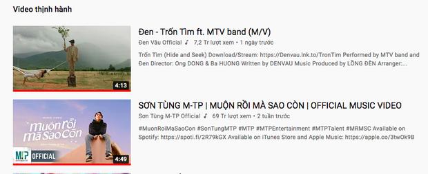 Giai điệu Trốn Tìm của Đen Vâu và MTV Band bỗng dính nghi vấn y chang ca khúc của ca sĩ Hong Kong Trương Quốc Vinh?  - Ảnh 2.