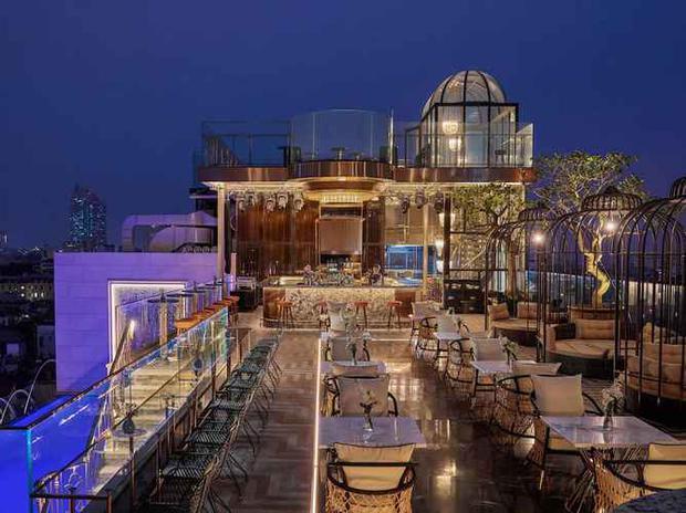 Góc tự hào: List 25 khách sạn sở hữu tầng thượng đẹp nhất thế giới có tới 4 đại diện đến từ Việt Nam, toàn nằm ở top đầu - Ảnh 6.