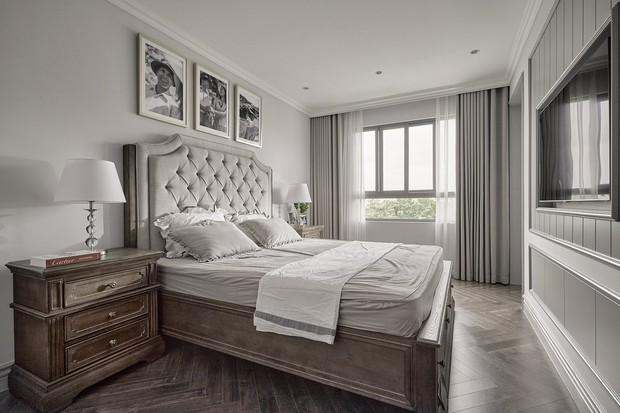 Chán chung cư, mẹ Hà Nội chi 2,5 tỷ sửa nhà Vinhomes, đo ni đóng giày nội thất theo phong cách Traditional chất như phim Mỹ - Ảnh 13.
