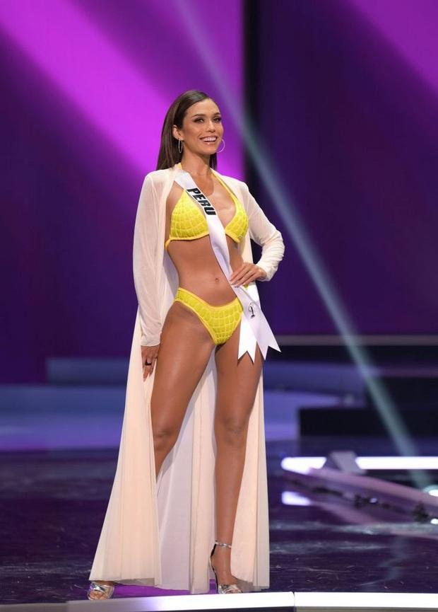 Tranh cãi BXH 15 Hoa hậu trình diễn bikini đẹp nhất Bán kết Miss Universe theo Missosology, đáng lo nhất là kết quả của Khánh Vân - Ảnh 7.