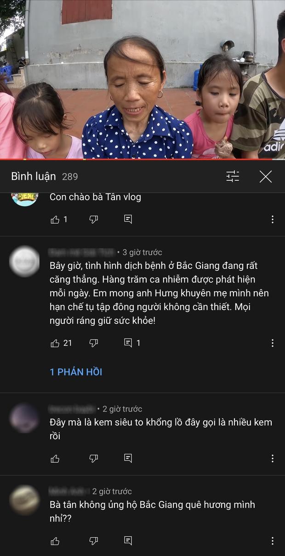 Bà Tân lại khiến dân mạng sôi sục trong vlog mới nhất: Review thì giả trân, đáng nói hơn là cảnh tụ tập đông người giữa mùa dịch? - Ảnh 13.
