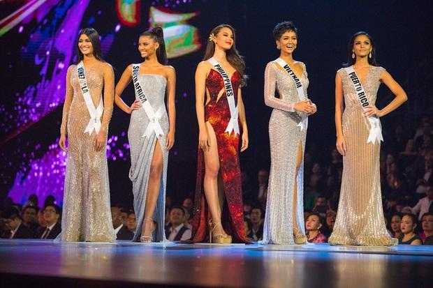 Phạm Hương - HHen Niê - Khánh Vân: 3 lần khiến fan sắc đẹp dậy sóng tại Miss Universe - Ảnh 8.