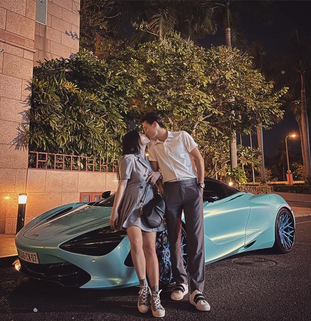 Thêm 1 chị gái nhà giàu gây choáng: Sở hữu cả bộ sưu tập siêu xe, mặc áo màu gì - đi xe màu đó! - Ảnh 4.