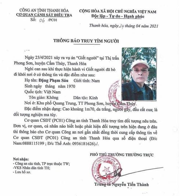 Hà Nội: Đối tượng bị truy nã táo tợn đâm tài xế taxi để cướp của giữa ban ngày - Ảnh 2.