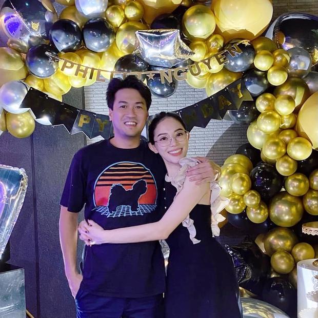 Linh Rin tổ chức sinh nhật cho con trai tỷ phú, chi tiết nhỏ khẳng định mối quan hệ khăng khít với chị dâu Hà Tăng - Ảnh 1.