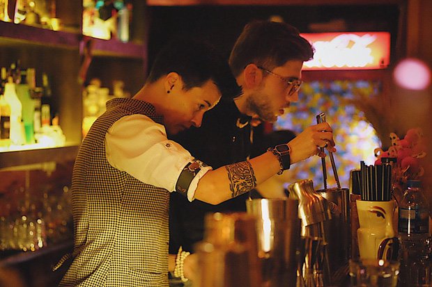 Việt Nam có tận 3 đại diện lọt top 100 quán bar TỐT NHẤT Châu Á, xem ảnh xong mới biết xịn xò cỡ nào! - Ảnh 1.