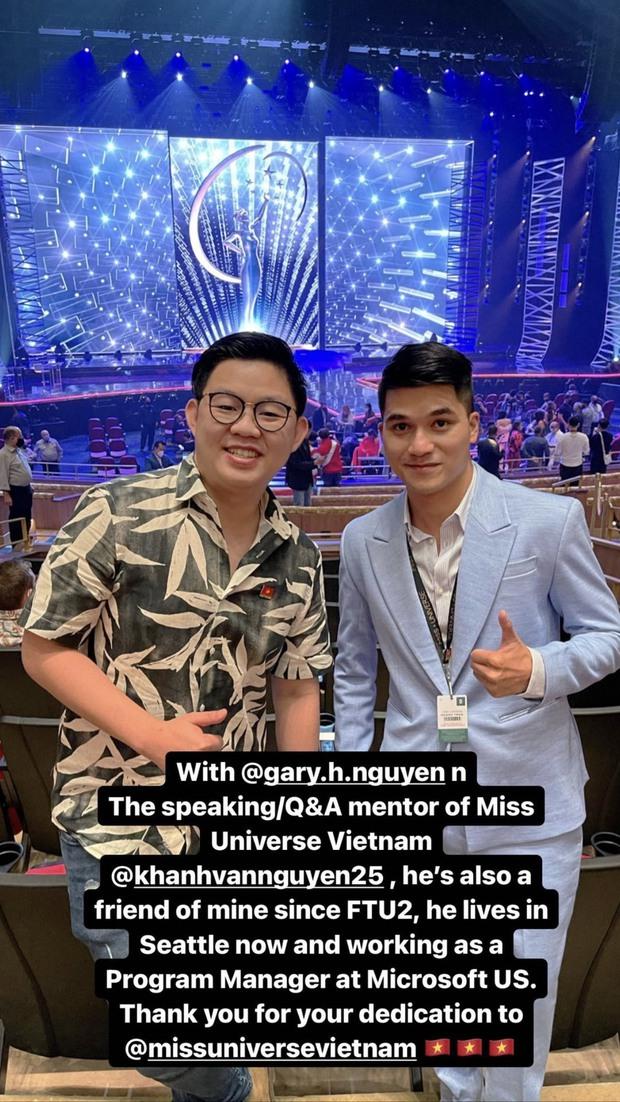 Thành tích siêu khủng của nam mentor hướng dẫn Khánh Vân tại Miss Universe - Ảnh 1.