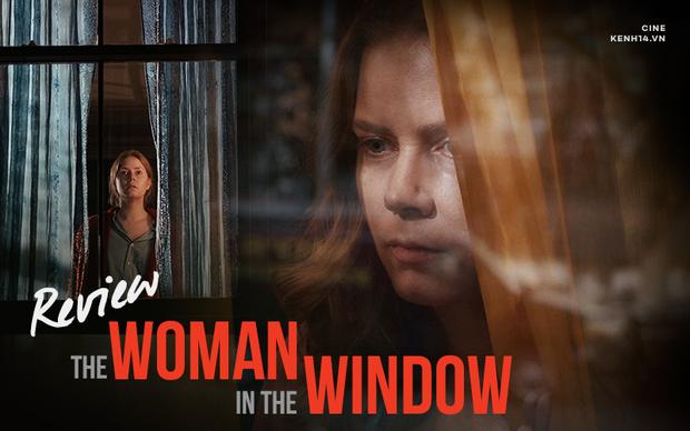 The Woman In The Window: Bộ phim nhạt nhẽo này không đáng để bạn lãng phí thời gian! - Ảnh 1.