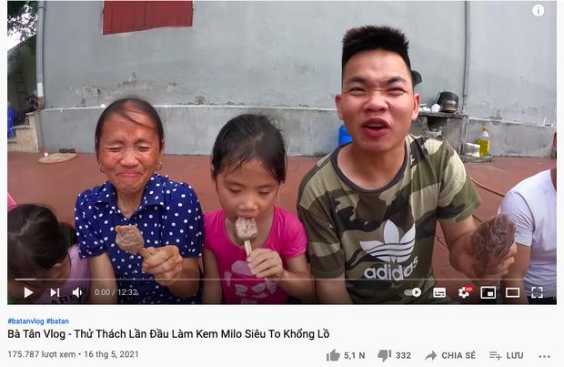 Bà Tân lại khiến dân mạng sôi sục trong vlog mới nhất: Review thì giả trân, đáng nói hơn là cảnh tụ tập đông người giữa mùa dịch? - Ảnh 1.