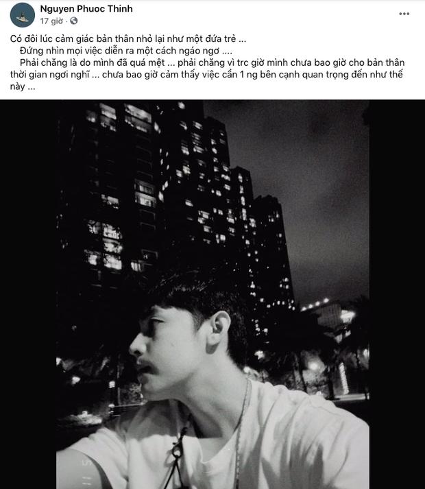 Động thái lạ của Noo Phước Thịnh và Mai Phương Thuý: Chàng đăng status buồn bã, nàng tiết lộ cô đơn không tìm được ai tâm sự? - Ảnh 2.
