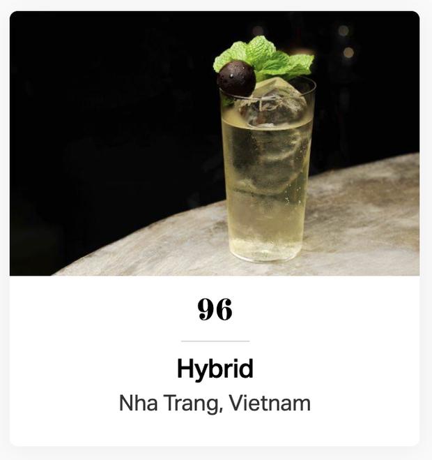Việt Nam có tận 3 đại diện lọt top 100 quán bar TỐT NHẤT Châu Á, xem ảnh xong mới biết xịn xò cỡ nào! - Ảnh 10.