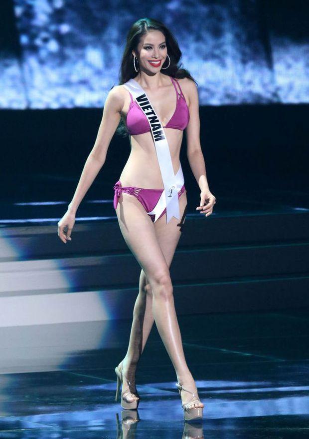 Phạm Hương - HHen Niê - Khánh Vân: 3 lần khiến fan sắc đẹp dậy sóng tại Miss Universe - Ảnh 4.