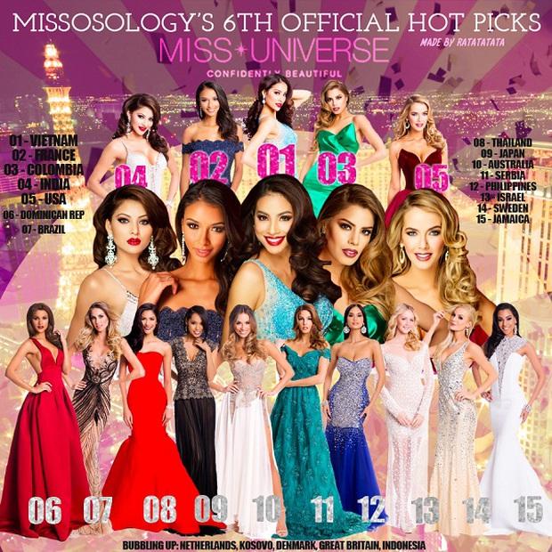 Phạm Hương - HHen Niê - Khánh Vân: 3 lần khiến fan sắc đẹp dậy sóng tại Miss Universe - Ảnh 6.