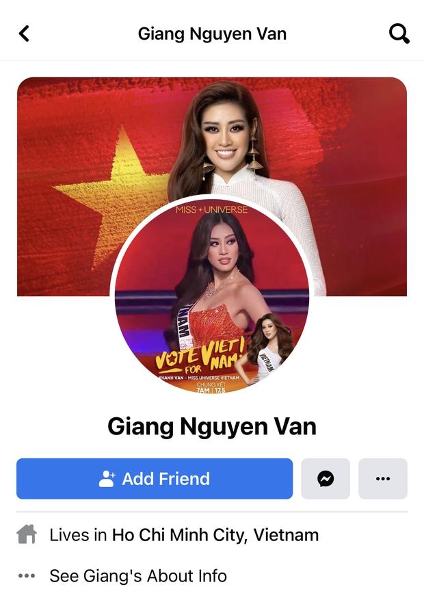 Nổ link tương tác 15 lần trong 24 giờ, bố Khánh Vân chính là fan cuồng đáng yêu nhất khi con gái chinh chiến tại Miss Universe - Ảnh 2.