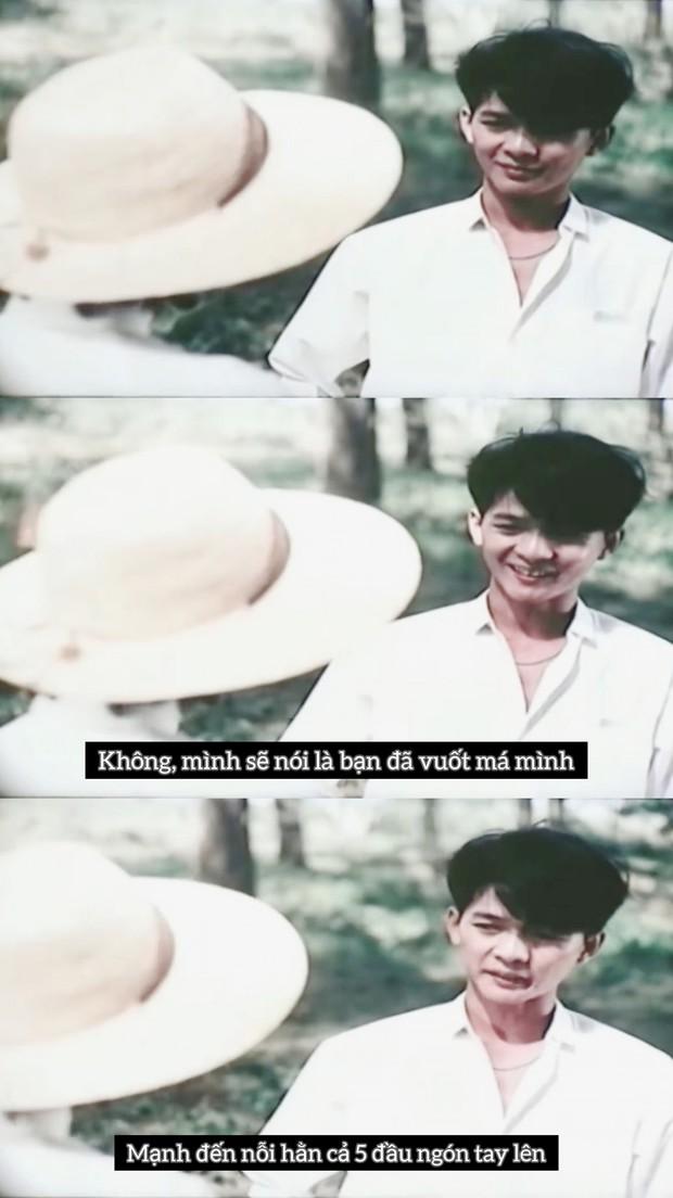 Dân mạng phát sốt với visual đỉnh cao của nam thần màn ảnh Việt thập niên 90, truy ra danh tính mà sốc xỉu ngang - Ảnh 3.