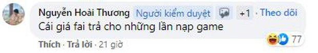 Vua Trò Chơi SofM lại phải xin tiền nạp game, nịnh khéo nóc nhà công khai trên mạng xã hội - Ảnh 2.