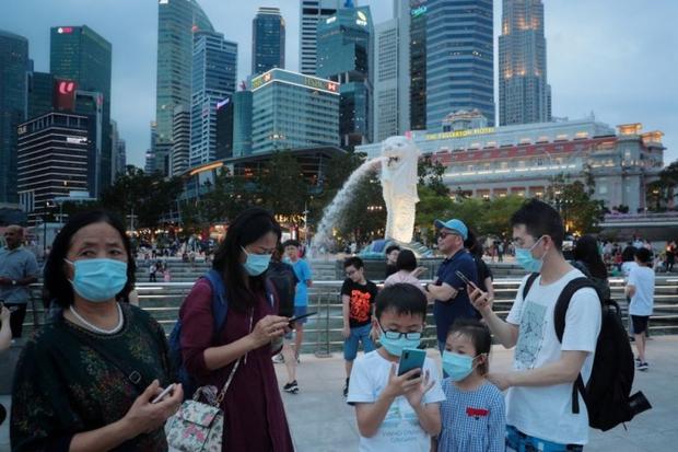 Singapore ghi nhận số ca nhiễm Covid-19 cộng đồng cao nhất từ đầu năm  - Ảnh 1.
