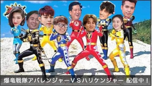Fan Running Man Việt thi chế meme style anime cưng muốn xỉu: Doraemon, Naruto, One Piece đều có đủ! - Ảnh 8.