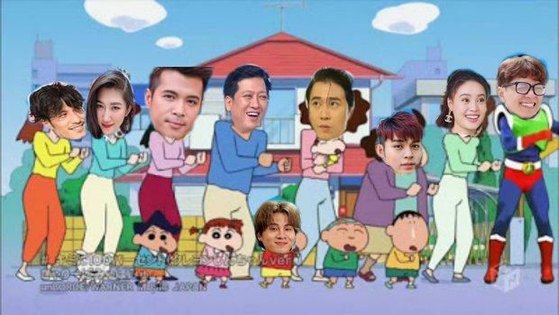 Fan Running Man Việt thi chế meme style anime cưng muốn xỉu: Doraemon, Naruto, One Piece đều có đủ! - Ảnh 9.