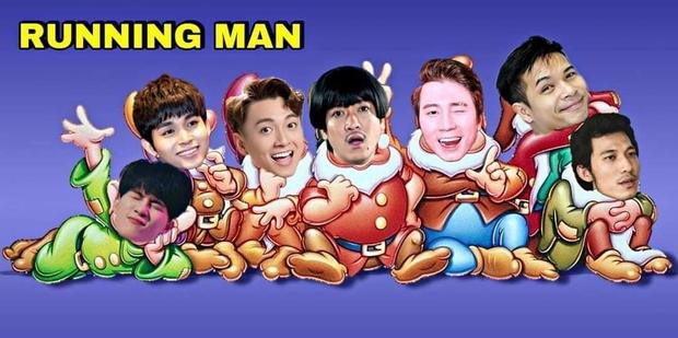 Fan Running Man Việt thi chế meme style anime cưng muốn xỉu: Doraemon, Naruto, One Piece đều có đủ! - Ảnh 6.