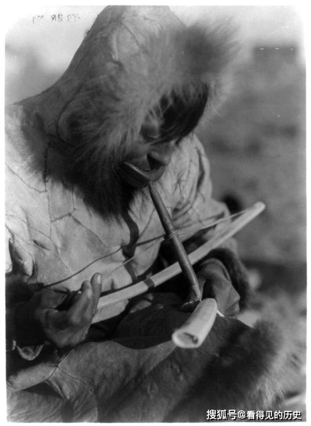Những bức ảnh quý hiếm 100 năm trước về thổ dân da đỏ - chủ nhân thực sự của lục địa Bắc Mỹ - Ảnh 13.