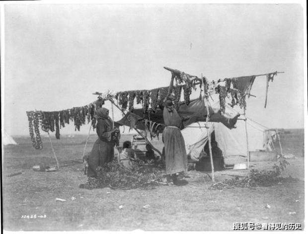 Những bức ảnh quý hiếm 100 năm trước về thổ dân da đỏ - chủ nhân thực sự của lục địa Bắc Mỹ - Ảnh 14.