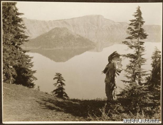 Những bức ảnh quý hiếm 100 năm trước về thổ dân da đỏ - chủ nhân thực sự của lục địa Bắc Mỹ - Ảnh 3.
