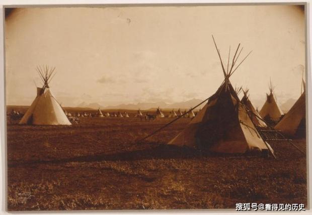 Những bức ảnh quý hiếm 100 năm trước về thổ dân da đỏ - chủ nhân thực sự của lục địa Bắc Mỹ - Ảnh 4.