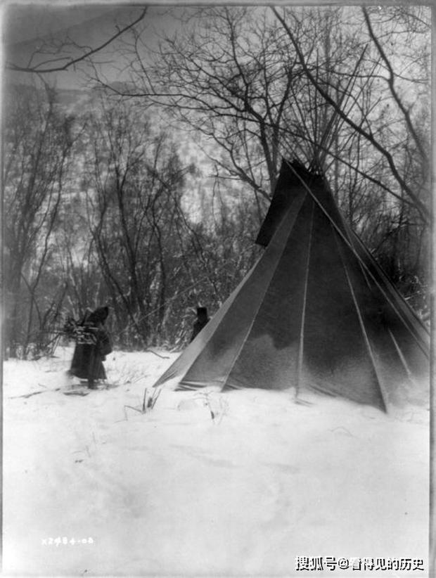 Những bức ảnh quý hiếm 100 năm trước về thổ dân da đỏ - chủ nhân thực sự của lục địa Bắc Mỹ - Ảnh 10.