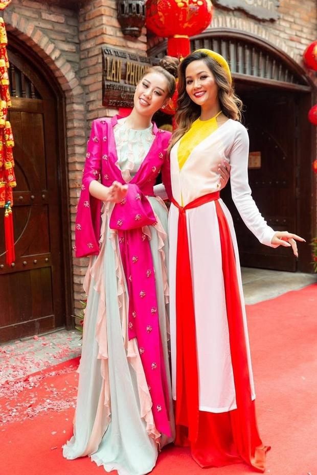 Bị netizen kém duyên chia rẽ tình chị em với Khánh Vân, HHen Niê liền có cách đáp trả cực tinh tế! - Ảnh 5.