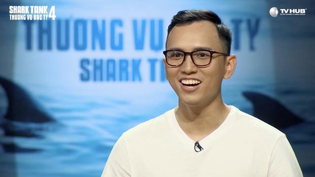 CEO điển trai đi gọi vốn khiến 4/5 Shark tranh giành dữ dội, Shark Hưng còn thốt lời ngôn tình: Anh mới là chân ái - Ảnh 2.