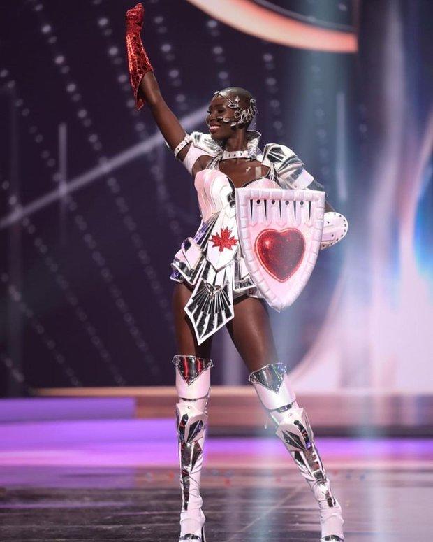 Dự đoán top 10 căng đét vào Chung kết Miss Universe: Thái Lan - Philippines chặt chém quyết liệt, Khánh Vân liệu có làm nên chuyện? - Ảnh 45.