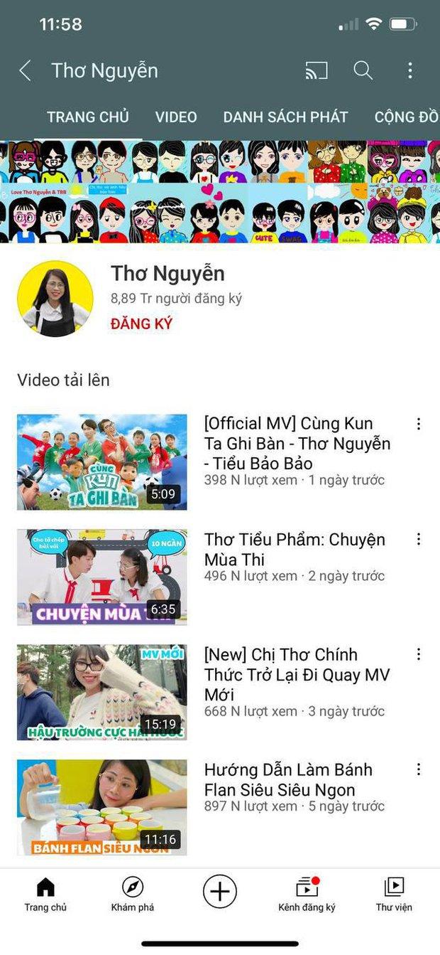 Thơ Nguyễn âm thầm xoá luôn video xin lỗi, trở lại rầm rộ trên cả YouTube lẫn TikTok? - Ảnh 8.