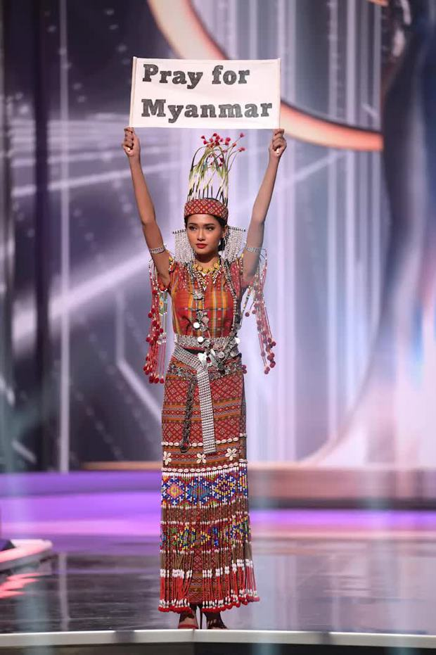 1001 drama như cung đấu ở Miss Universe 2020: Miss Thái mưu mô, Khánh Vân nằm không dính đạn, Hoa hậu dính phốt sau 2 tiếng đăng quang - Ảnh 20.