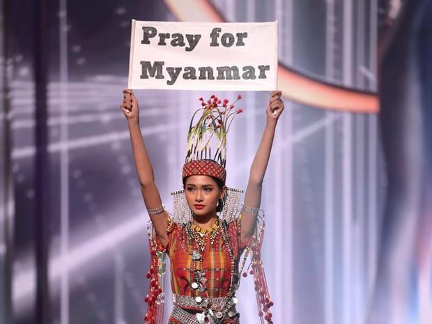 1001 drama như cung đấu ở Miss Universe 2020: Miss Thái mưu mô, Khánh Vân nằm không dính đạn, Hoa hậu dính phốt sau 2 tiếng đăng quang - Ảnh 21.