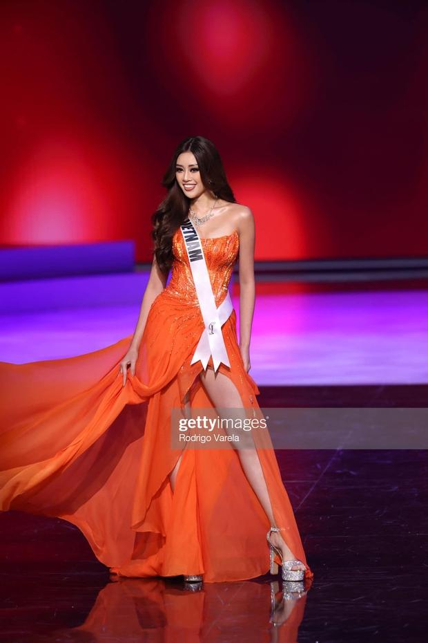 Nhìn lại visual của Khánh Vân trong đêm Chung kết Miss Universe: Đỉnh chóp thế này mà dừng chân ở top 21 quá phí! - Ảnh 12.