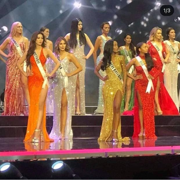 1 tiếng trước Chung kết Miss Universe, lộ diện trang phục dạ hội mới của Khánh Vân, nhưng sao lại gây tranh cãi thế này? - Ảnh 2.