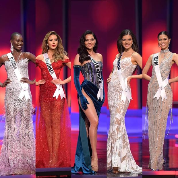 Học tài thi phận ở Miss Universe 2020: Đẹp mê người mà phải đứng... vỗ tay cho Khánh Vân thật uổng quá đi! - Ảnh 2.