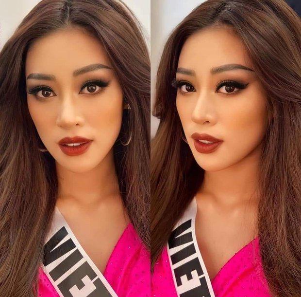 Nhìn lại visual của Khánh Vân trong đêm Chung kết Miss Universe: Đỉnh chóp thế này mà dừng chân ở top 21 quá phí! - Ảnh 2.