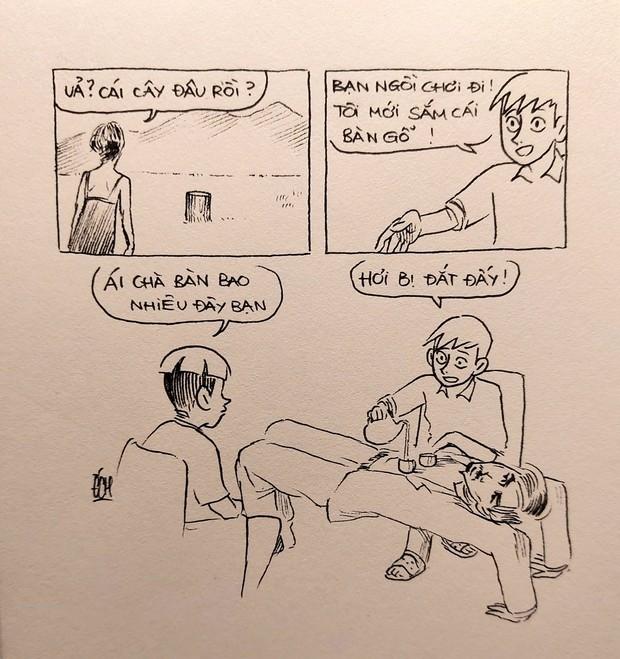 Bộ ảnh viral nhất mấy hôm nay chính là những tác phẩm của fan Đen Vâu, trổ tài cầm kỳ thi hoạ quá đỉnh! - Ảnh 10.