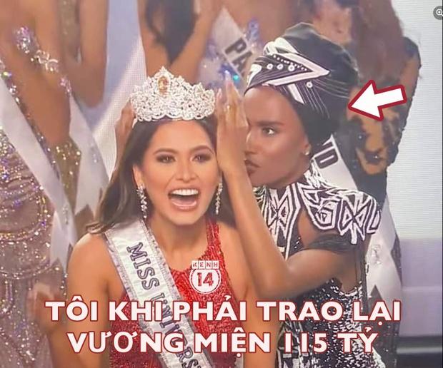 Hot nhất đêm Chung kết Miss Universe là biểu cảm khó ở của Hoa hậu Hoàn vũ 2012 khi đại diện Mexico chiến thắng - Ảnh 8.