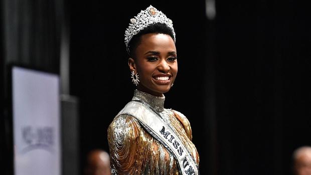 Thi Miss Universe làm gì cho mệt khi bạn có thể lên Lazada và trở thành Hoa hậu? - Ảnh 1.