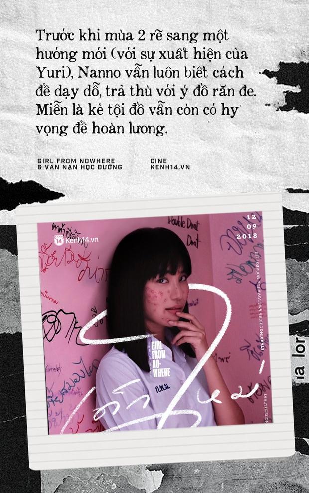Girl From Nowhere: Khi những góc khuất tàn khốc vẫn hiện diện trong trường học được phơi bày  - Ảnh 9.