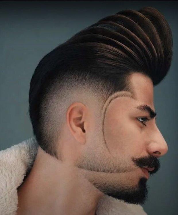 28 mái tóc dị nhất quả đất, có thể không đẹp nhưng ai cũng phải ngoái nhìn - Ảnh 26.