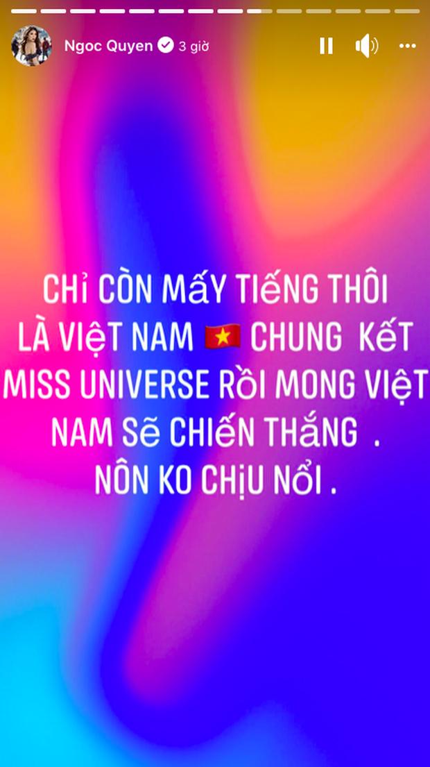 Lộ diện sao Việt đầu tiên trực tiếp có mặt tại Chung kết Miss Universe ở Mỹ để cổ vũ cho Khánh Vân - Ảnh 4.